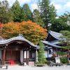 下呂・温泉寺の紅葉